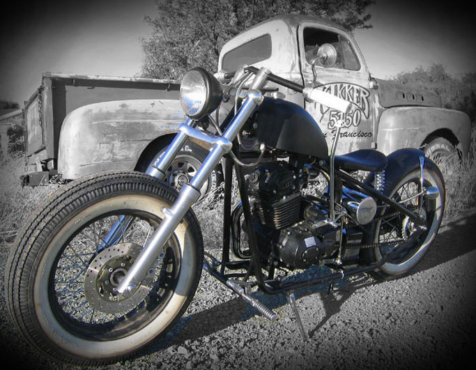 Kikker 5150 hardknock bobber motorcycle and parts by kikker5150 solutioingenieria Images