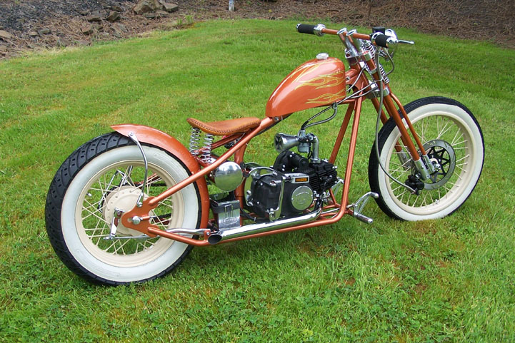 Sweet Kikker 5150 Hardknock Bobbers - The Sportster and Buell Motorcycle  Forum - The XLFORUM®XL Forum