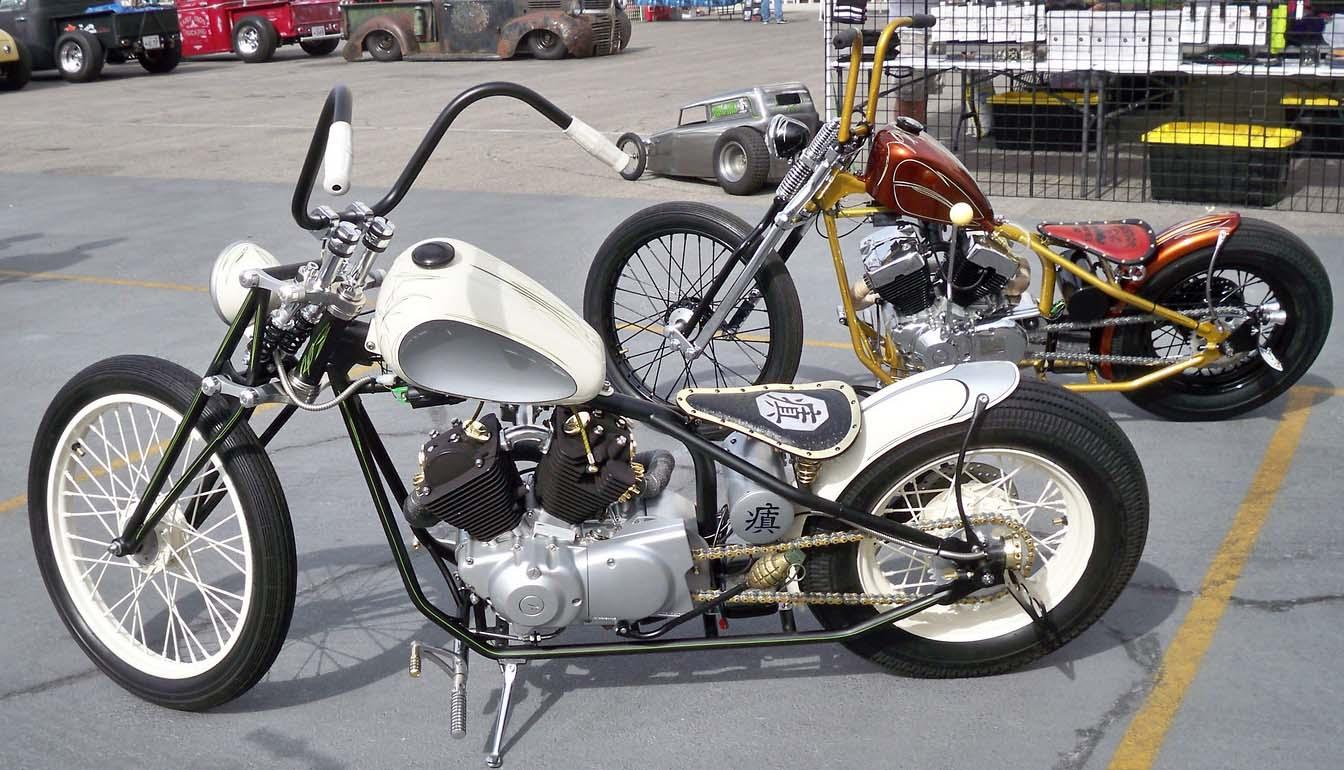 Kikker 5150 Hardknock Bobber motorcycle and parts by Kikker5150 on